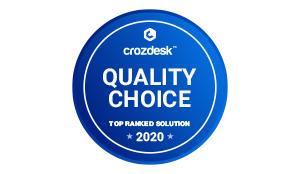 Cozdesk Quality Choice Award