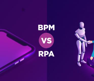 BPM and RPA illustration