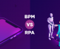 BPM and RPA illustration