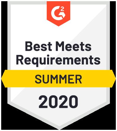 Best Meet Requirements