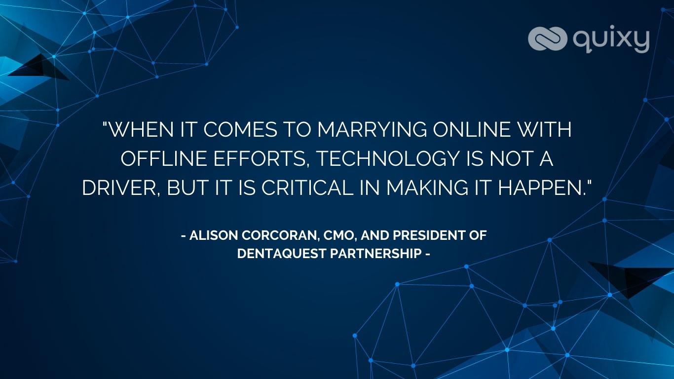 Alison Corcoran quote