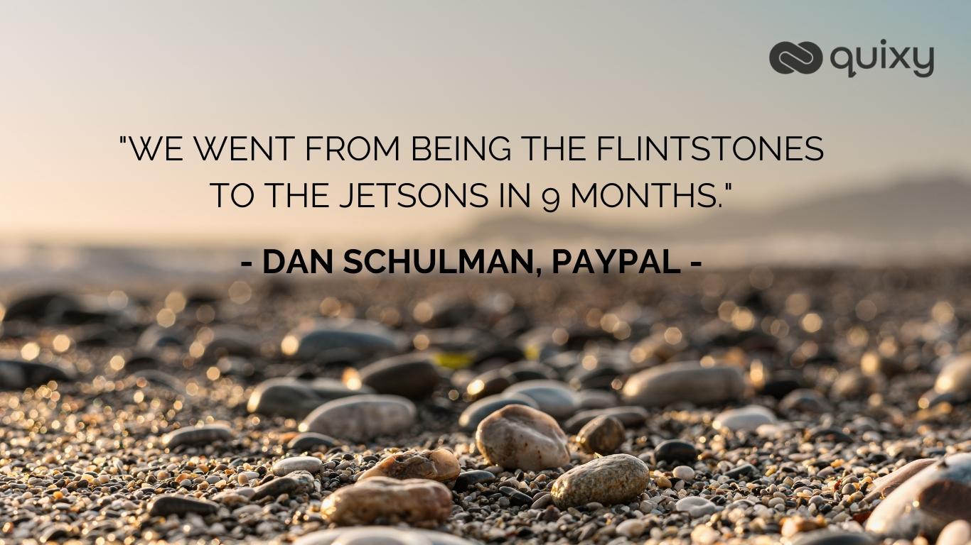 Dan Schulman quote