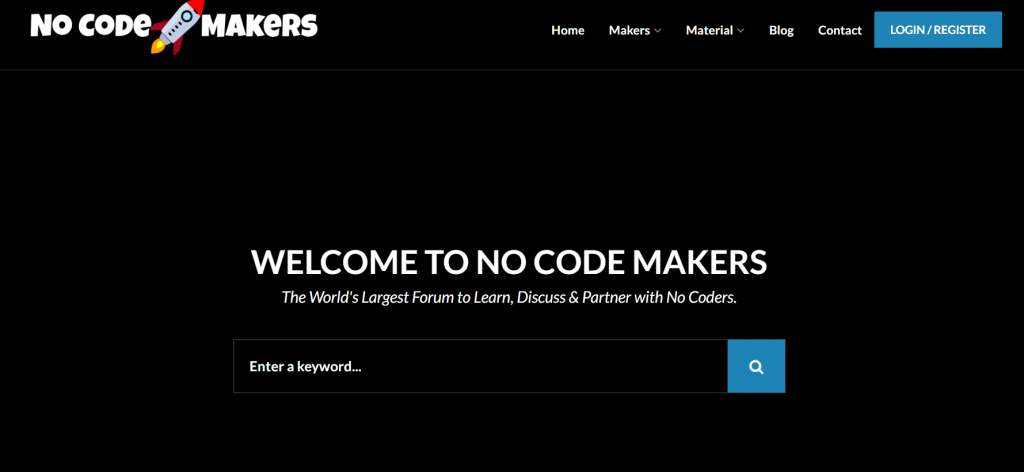 No Code Makers