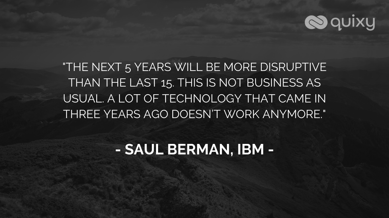 Saul Berman quote