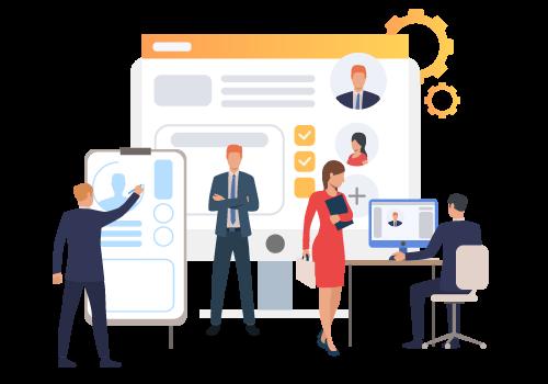 Recruitment digital transformation