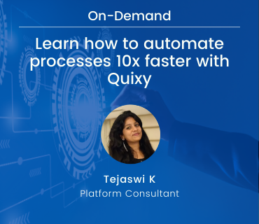 automate processes 10x faster