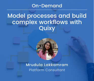 Model processes and build workflows