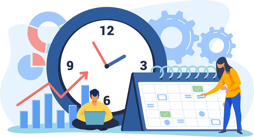 Timesheets and management
