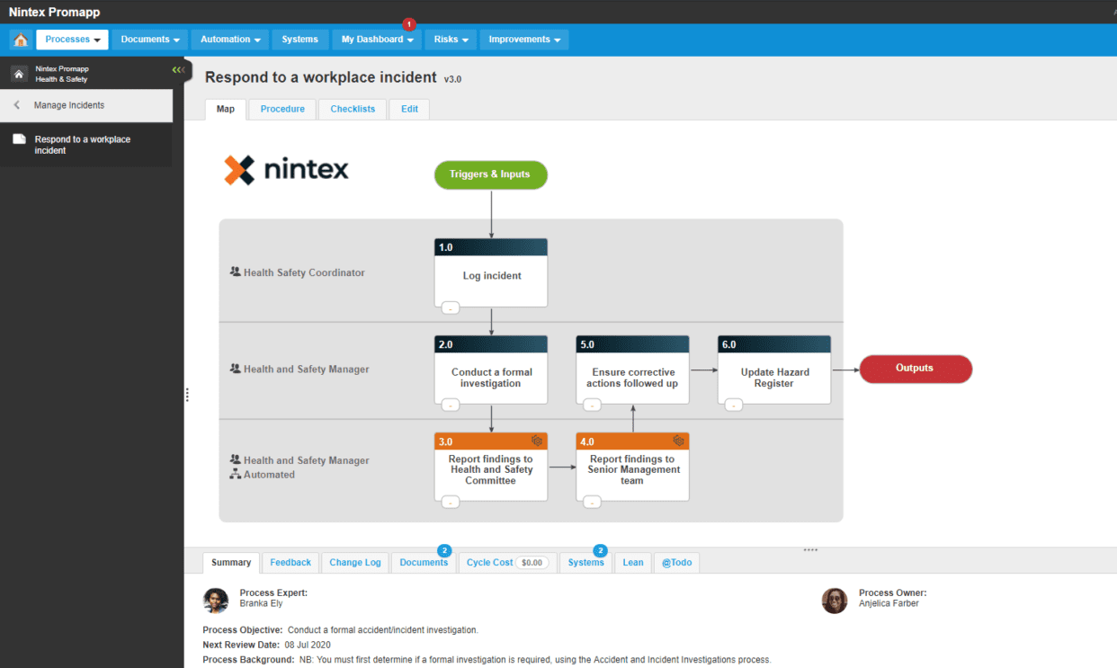 nintex promapp workflow - The Top 10 Digital Process Automation (DPA) Tools