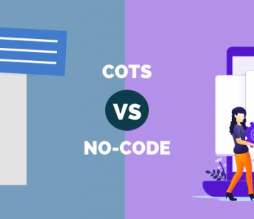 COTS vs No-code