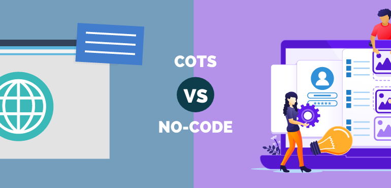 COTS vs No-code