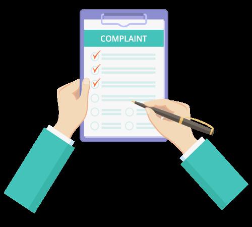 Grievances and Complaints