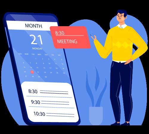 Meetings Booking