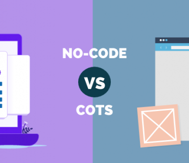 No-Code vs COTS