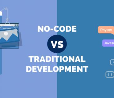 No-Code vs Traditional Development
