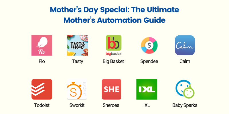 Mother's Day Special: The Ultimate Mother's Automation Guide