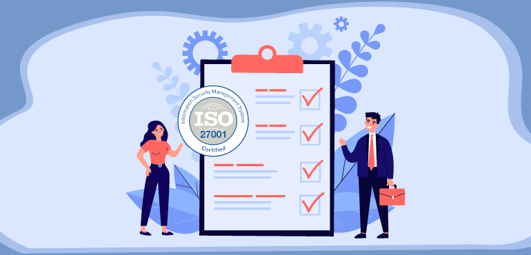 Quixy ISO 27001
