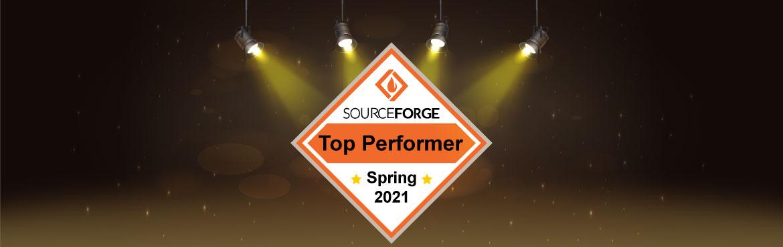 SourceForge Top Performer