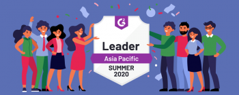 G2 leader asia pacific