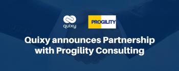 Partnership with Progility