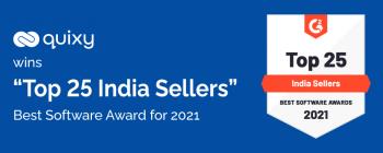Top 25 India Selers